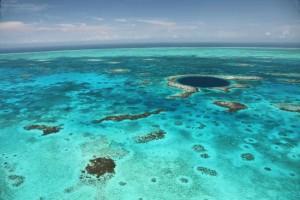 offshore en Belice