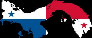 panama-map-flag