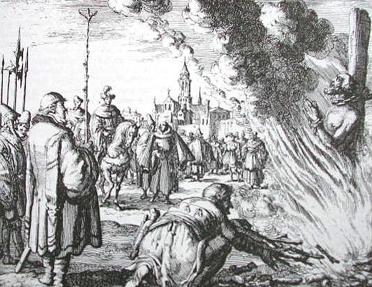 La Inquisición Europea en Panamá