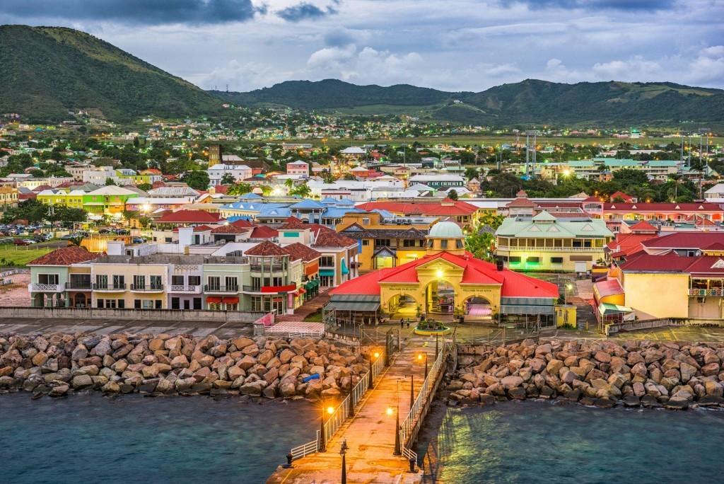 Residencia en Antigua y en San Cristóbal y Nieves