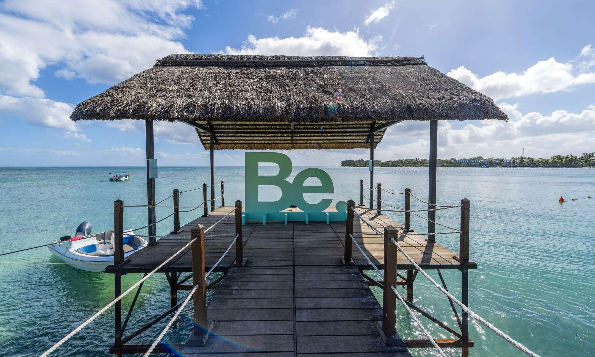 Playa en Mauricio, Turtle Bay, Balaclava