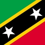 St Kitts and Nevis flag