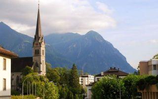 Cuenta corporativa en Liechtenstein