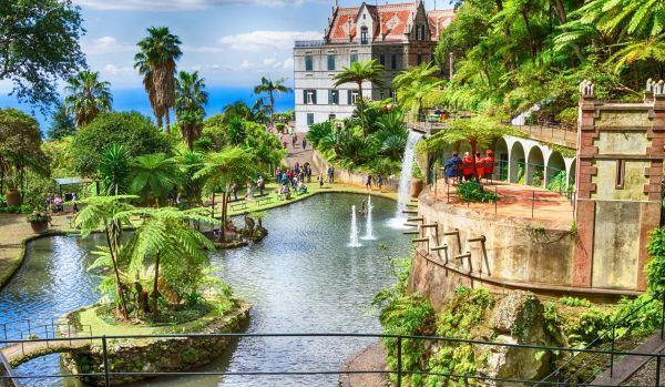 Cuenta personal en Luxemburgo y Madeira