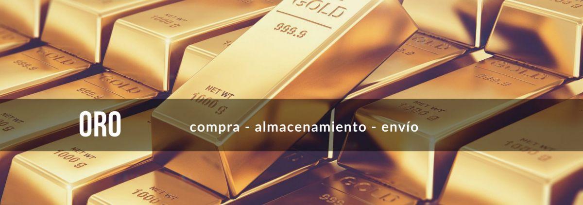 inversion en oro