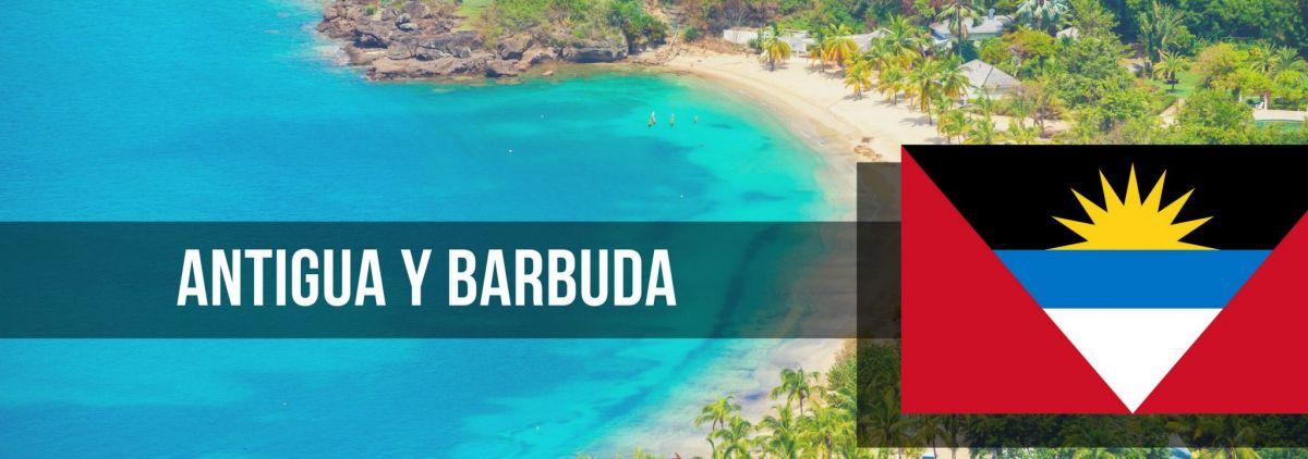 Pasaporte Antigua y Barbuda