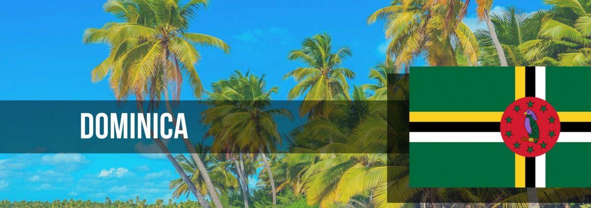 Pasaporte Dominica