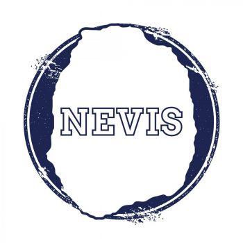 Fondo multiforma en la isla de Nieves