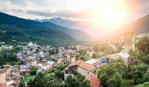 Historia del desarrollo económico de Georgia en los años 90