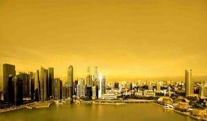 Banca en Singapur, entrevista