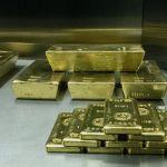 Lingotes de oro como activos tokenizables